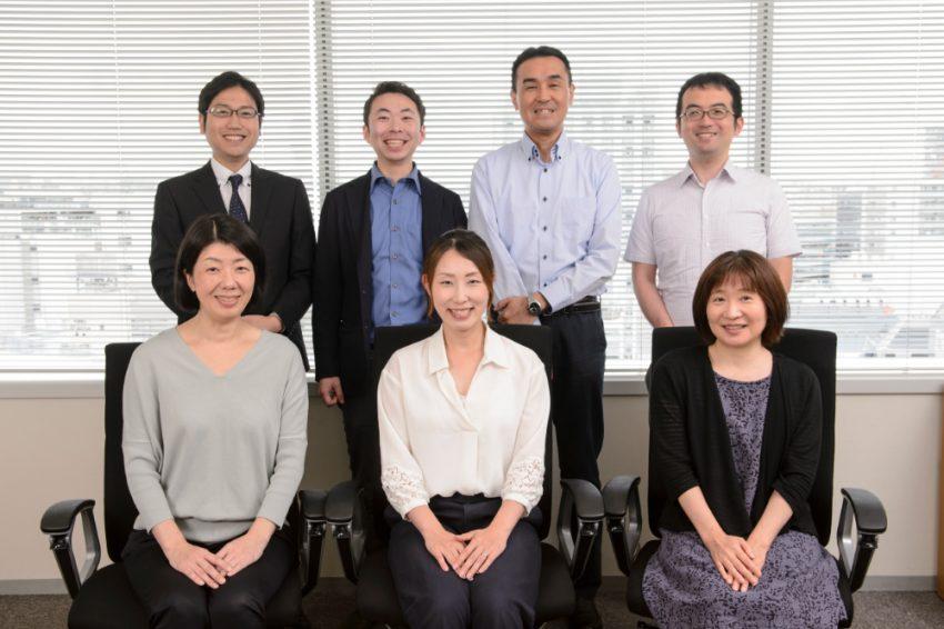 Work operations related to Sony Assurance Inc. and car insurance contract procedures To all the start-up members (Back row from the left) Akira Fujimoto (TMJ), Yu Nishikawa, Kenji Kawakami, Masao Shirakabe (Front row from the left) Miwa Tsuji, Ai Ishiyama, Rie Toyoda