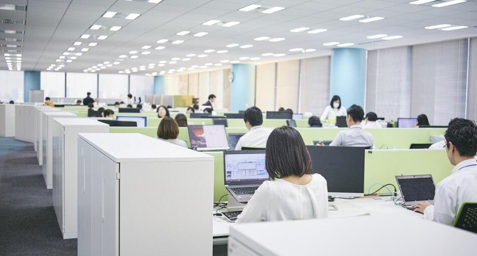TMJのオフィス紹介
